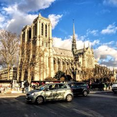 Notre Dame de Lourdes User Photo