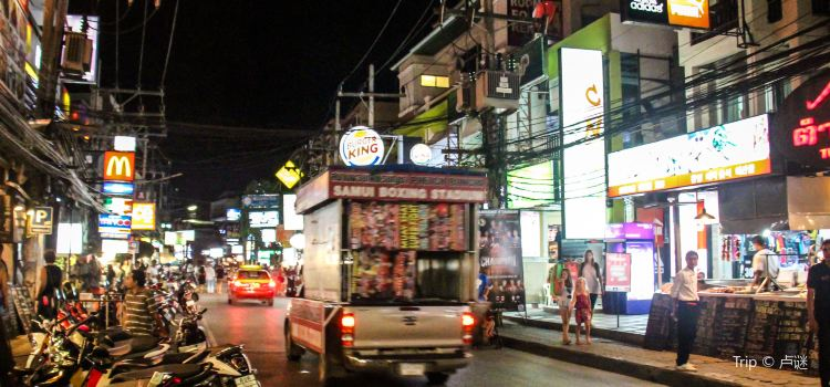Chaweng Walking Street1