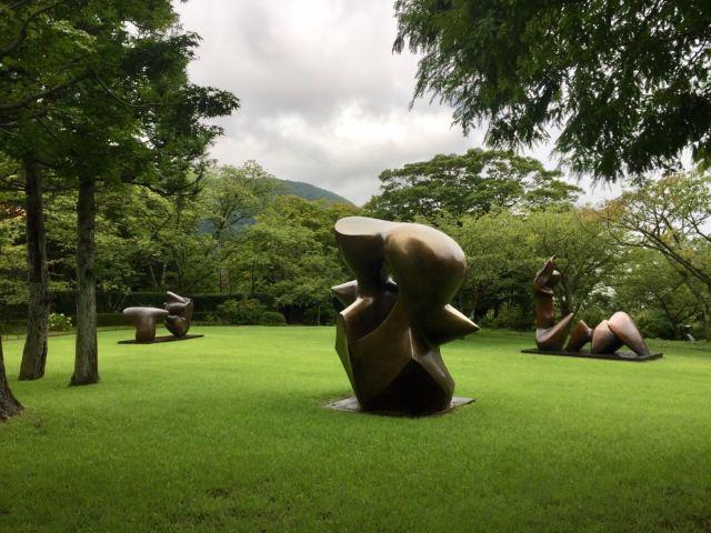 箱根雕刻之森美術館