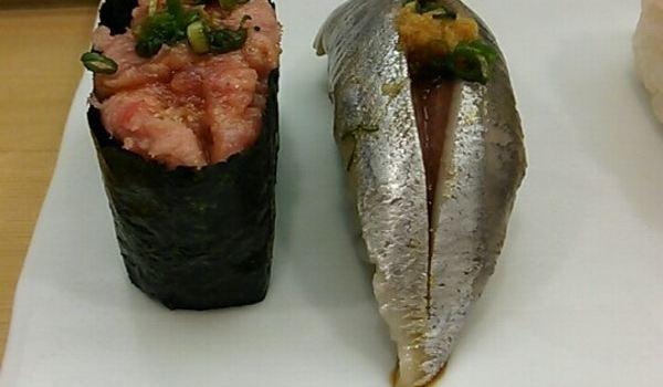 築地壽司清(伊勢丹京都店)3