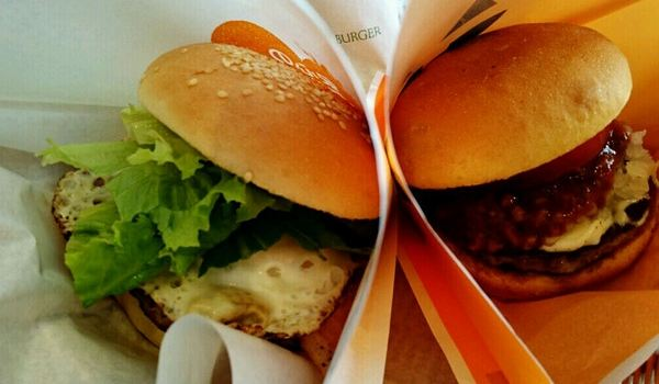 Freshness Burger天神商店2