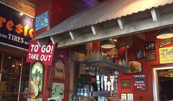 Bubba Gump Shrimp Co.(Hollywood,CA)1