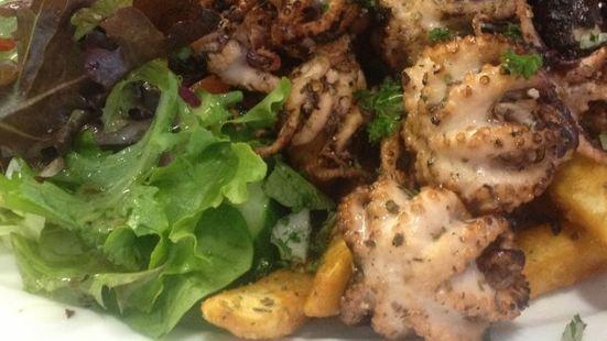 The Kingfisher Seafood