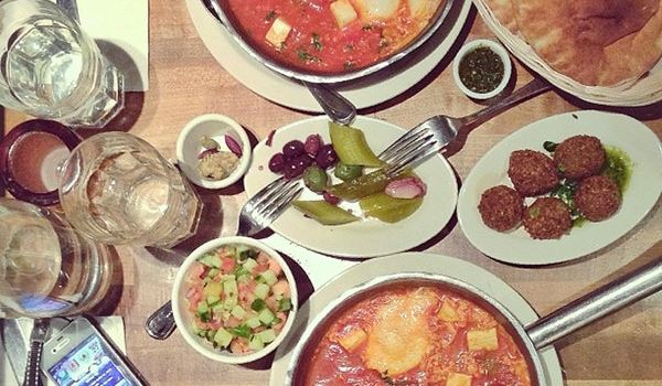 Hummus Place Upper West Side