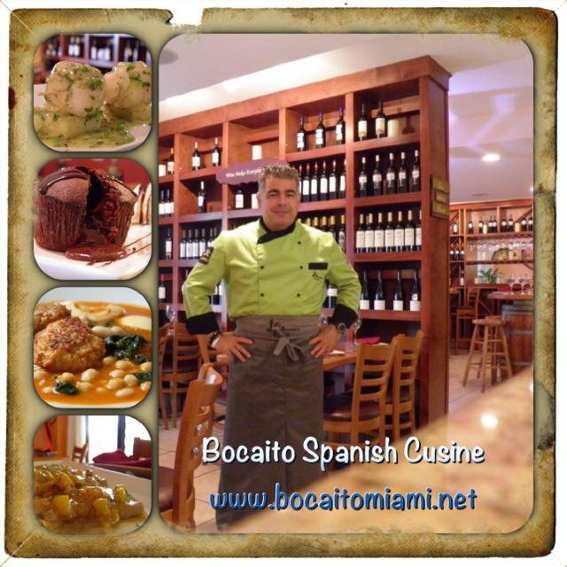 Bocaito Spanish Cuisine