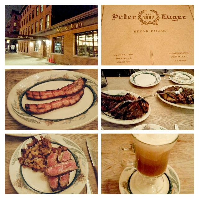 Peter Luger Steak House(BROOKLYN, NY)