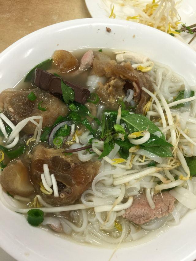 Pho Bo Ga Mekong Vietnam