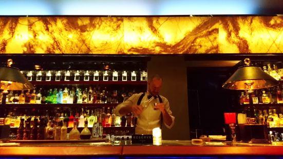 Bugsy's bar