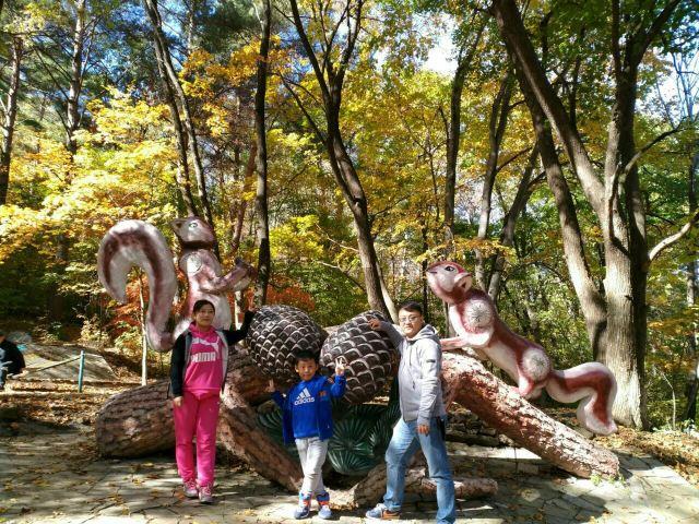 Mount Jiguan Scenic Area