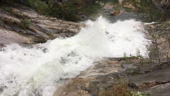Liuyangshan Tongtianhe Scenic Area