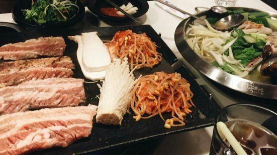 Miss Korea Barbecue