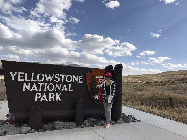Yellowstone National Park Attractions 糖糖 City Travel