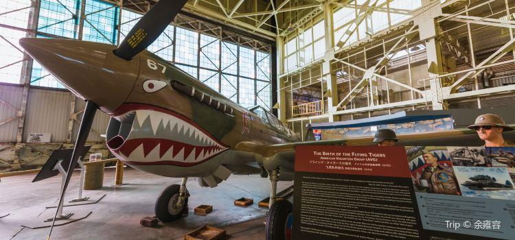 珍珠港太平洋航空博物館2