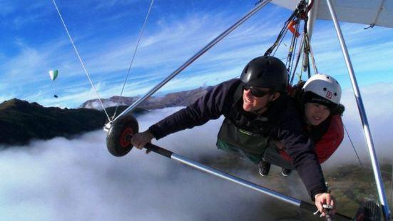 Coronet Tandem Paragliding