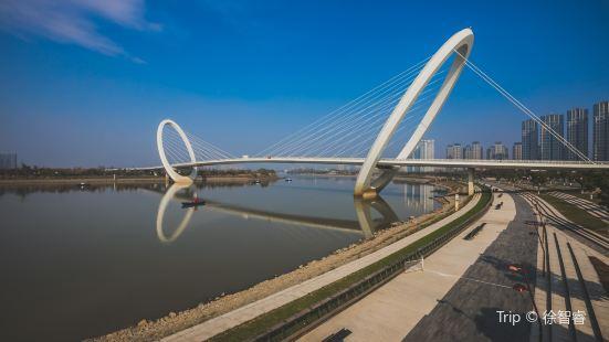 南京眼步行橋