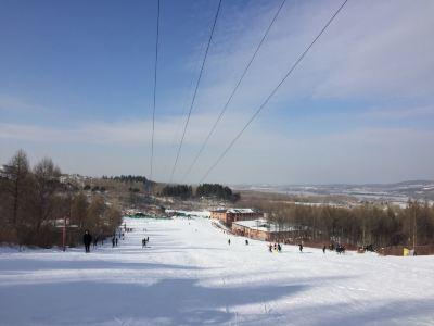 Yuquan Shuangxue Ski Field