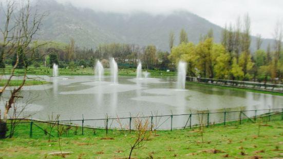 Indira Gandhi Tulip Garden