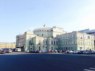 Opera and Ballet Theater of The St. Petersburg State Conservatory