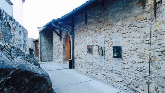 Museum of Archaeology (Musee cantonal d'archeologie)