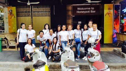Honey Pot Bar