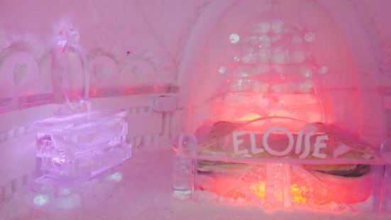 Snow Village Montreal