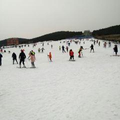 다징산 스키 리조트 여행 사진