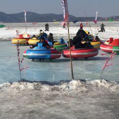치판산(기반산) 빙설대세계 여행 사진