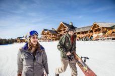 阳光村滑雪场-班夫国家公园-尊敬的会员
