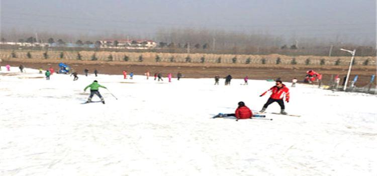 運河灣生態滑雪場3