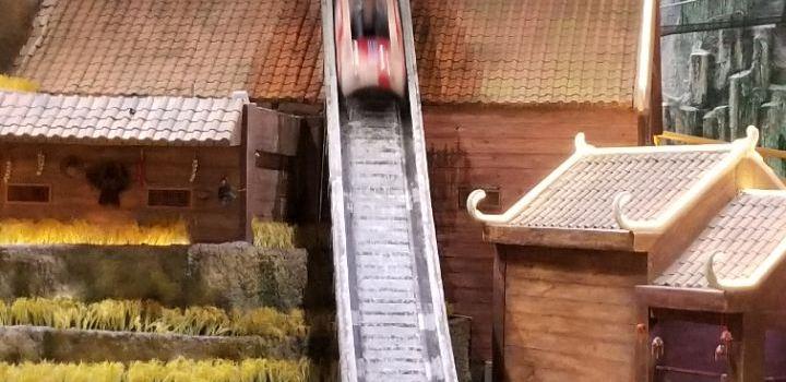 Nanning Wanda Amusement Park3