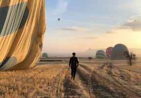 橫跨亞歐大陸的浪漫,土耳其蜜月遊