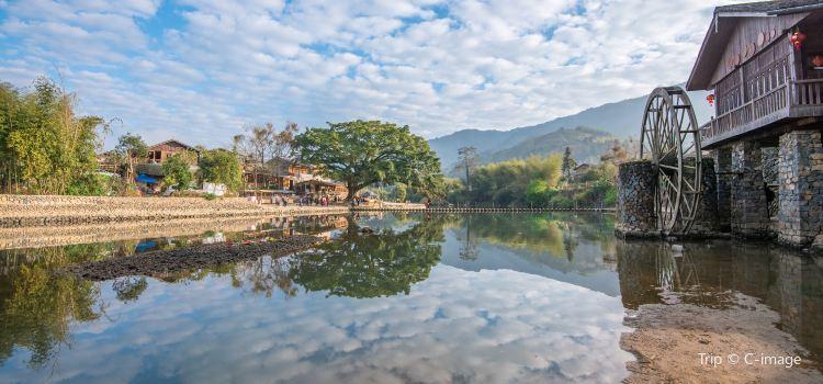 Yunshuiyao Ancient Town1