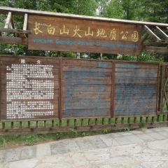 Zhangbai Shan Huo Shan Guojia Dizhi Park User Photo