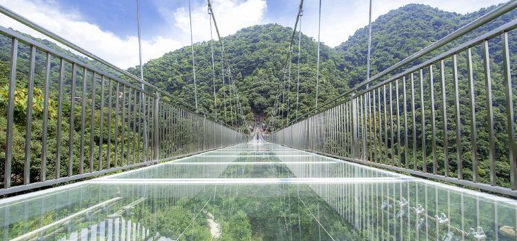古龍峽玻璃大峽谷2