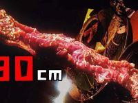 99元就能吃近30cm長的澳洲安格斯橫膈膜牛肉!滿足你的一切肉慾!