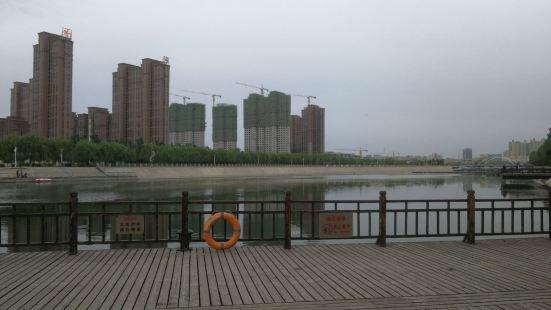 天馬湖休閒廣場