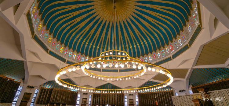 King Abdullah Mosque1