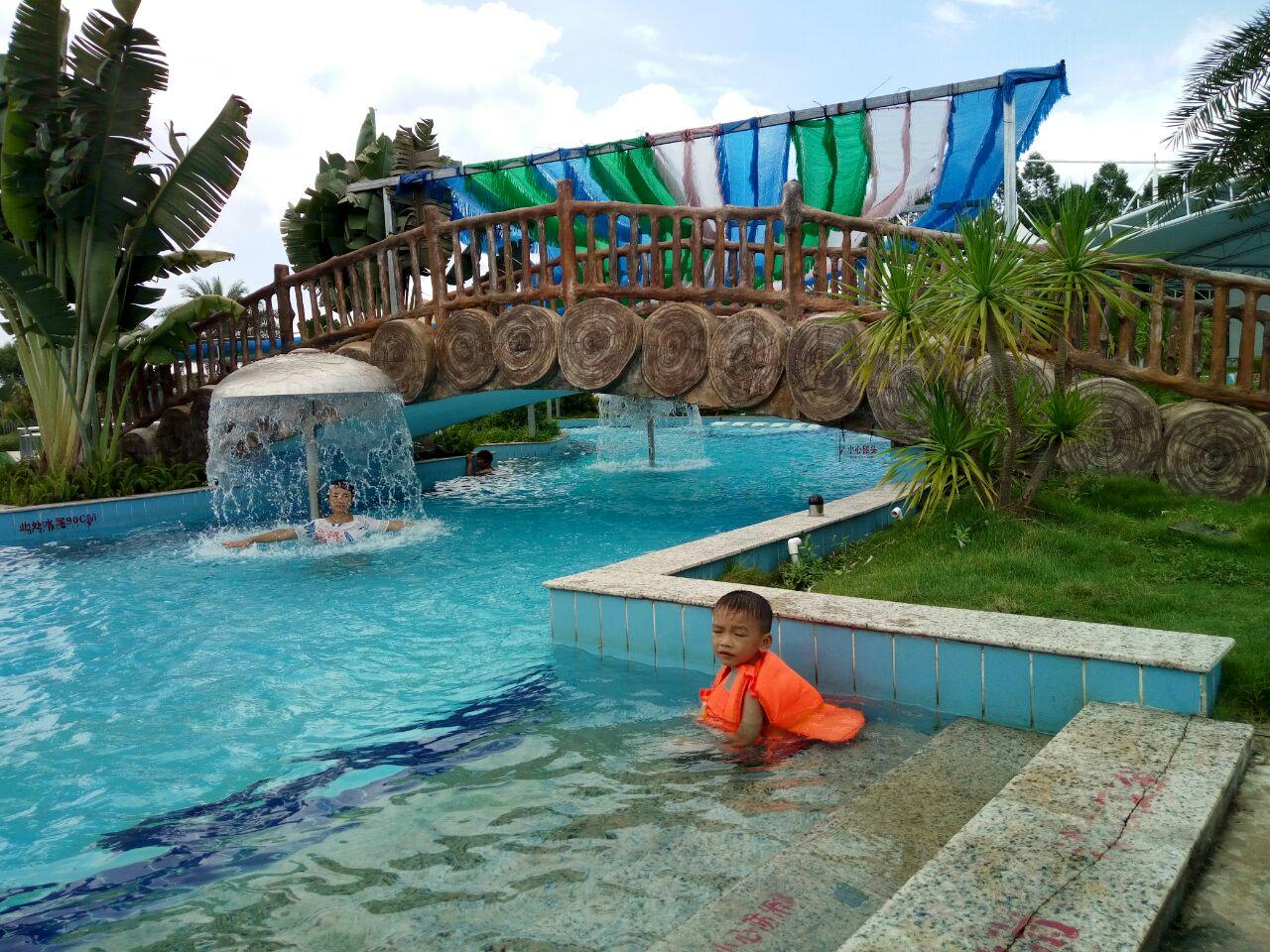 Guangxi Maldives Water Park Travel Guidebook Must Visit