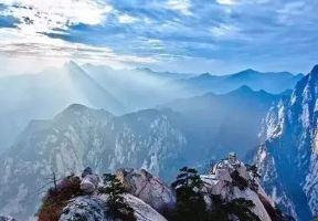 小心!陝西總共18個!你可能已經踩了我們的地質公園!