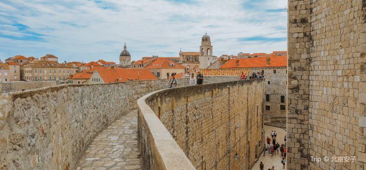 Dubrovnik City Walls2