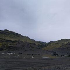 Myrdalsjokull Glacier User Photo