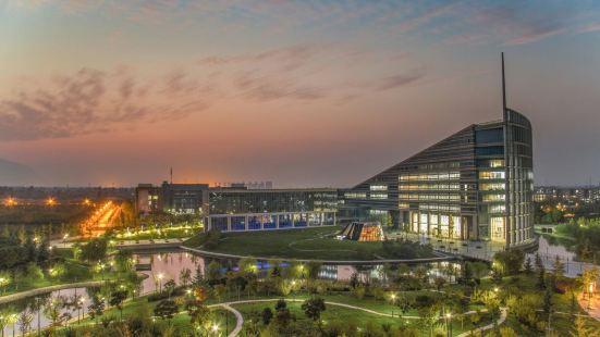 서북공업대학교 유이캠퍼스 도서관