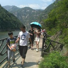 칭톈허 여행 사진