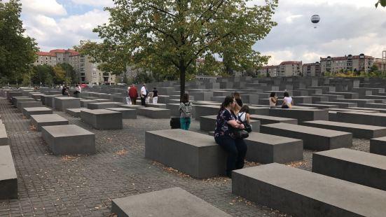 大屠殺紀念館(歐洲被害猶太人紀念碑)