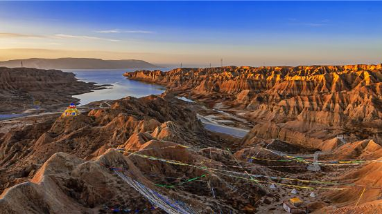 龍羊峽生態旅遊度假景區