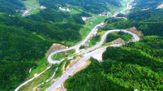 雙峰黃巢山