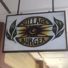 Village Burger User Photo