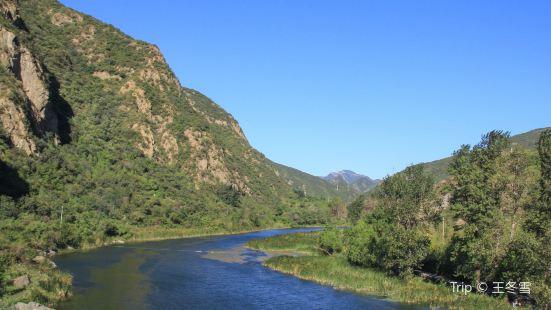 Baihuashan Nature Reserve