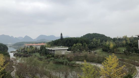 貴州貴安北鬥灣開元酒店