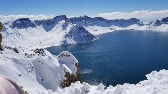 Changbai Mountain Volcanic Site Scenic Area